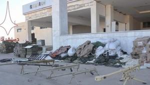 Tiêu diệt IS, quân đội Syria thu lượng vũ khí hiện đại cực lớn