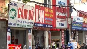"""CATP Hà Nội triệt phá nhiều ổ nhóm tội phạm hoạt động """"tín dụng đen"""""""