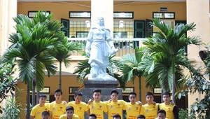 [ẢNH] Các đội bóng học sinh THPT Hà Nội háo hức bước vào mùa giải mới