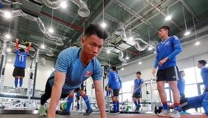 Cận cảnh lò luyện cầu thủ dự World Cup của bóng đá Việt Nam
