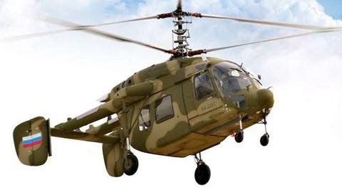 Nga muốn chiếm 50% thị phần trực thăng dân sự thế giới