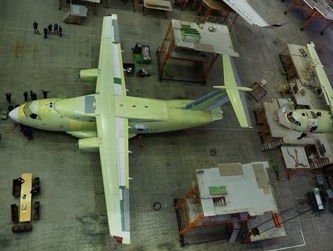 Nga đạt bước tiến lớn khi lần đầu sản xuất vận tải cơ hạng nhẹ