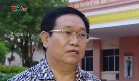 Đại tá Đào Ngọc Nghĩa – Phó Giám đốc Công an tỉnh Bình Thuận.