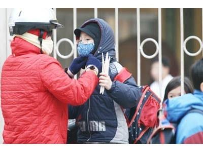 Hà Nội: Cho phép HS tiểu học được nghỉ học khi thời tiết dưới 10 độ