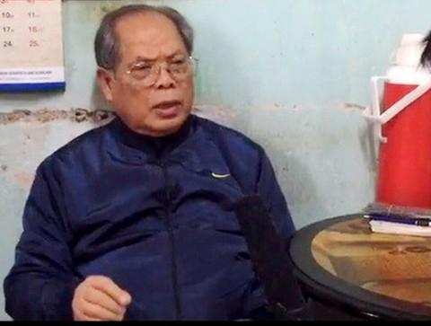 PGS-TS Bùi Hiền công bố phần 2 phương án cải tiến chữ tiếng Việt