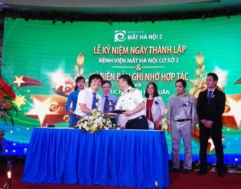 Bệnh viện Mắt Hà Nội 2 sẽ mổ Lasik miễn phí cho 30 chiến sĩ hải quân