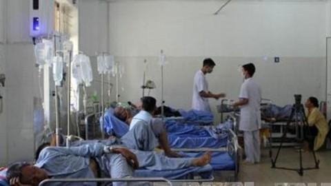 Bước đầu xác định 78 người ngộ độc ở Mộc Châu do nguồn nước bị nhiễm thuốc diệt cỏ