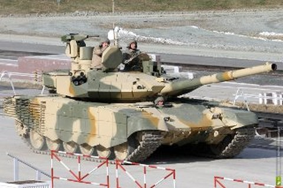 Xe tăng T- 90, đỉnh cao công nghệ thiết giáp của Nga